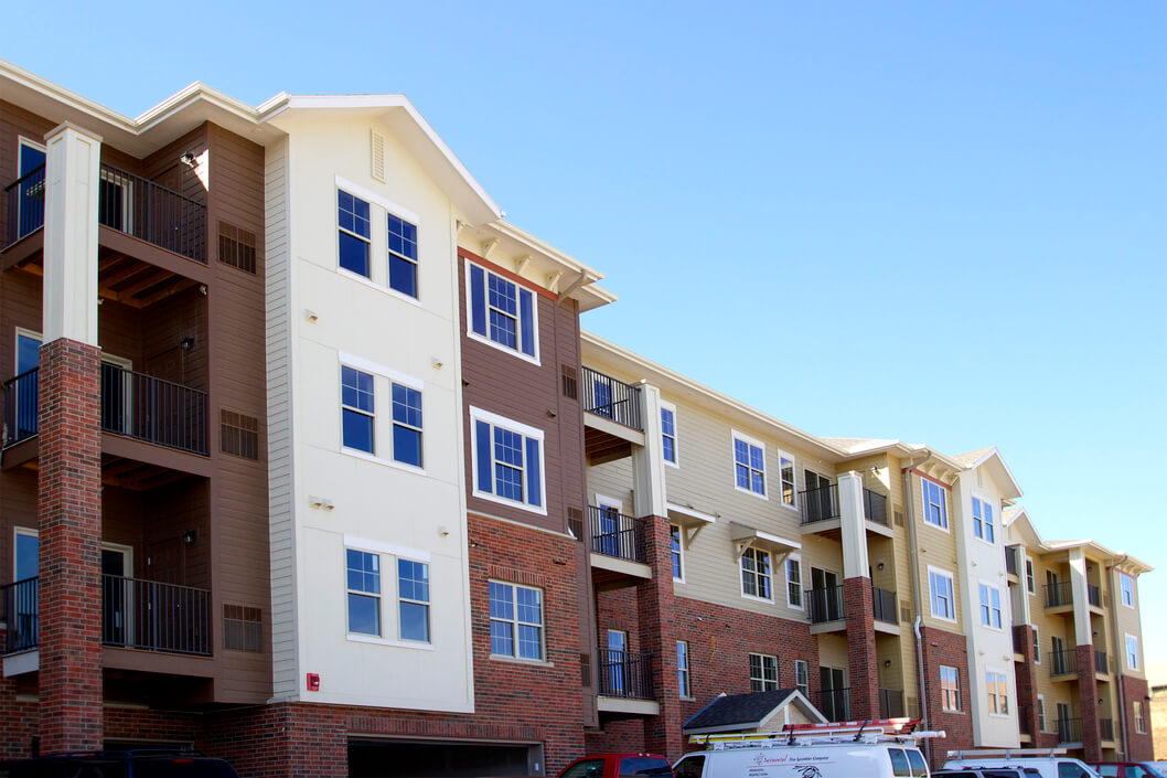 Tuscany Apartments Development and Construction McNeil Omaha