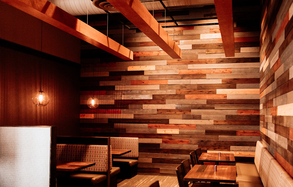 Beacon Hills Restaurant Commercial Build
