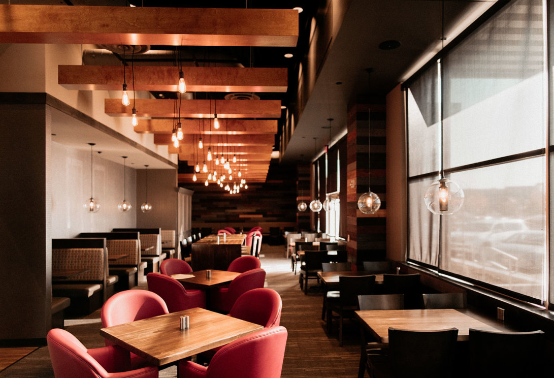 Beacon Hills Restaurant Omaha Commercial Build