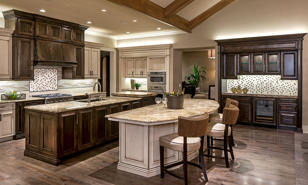 Grand Finishes McNeil Company Home Building