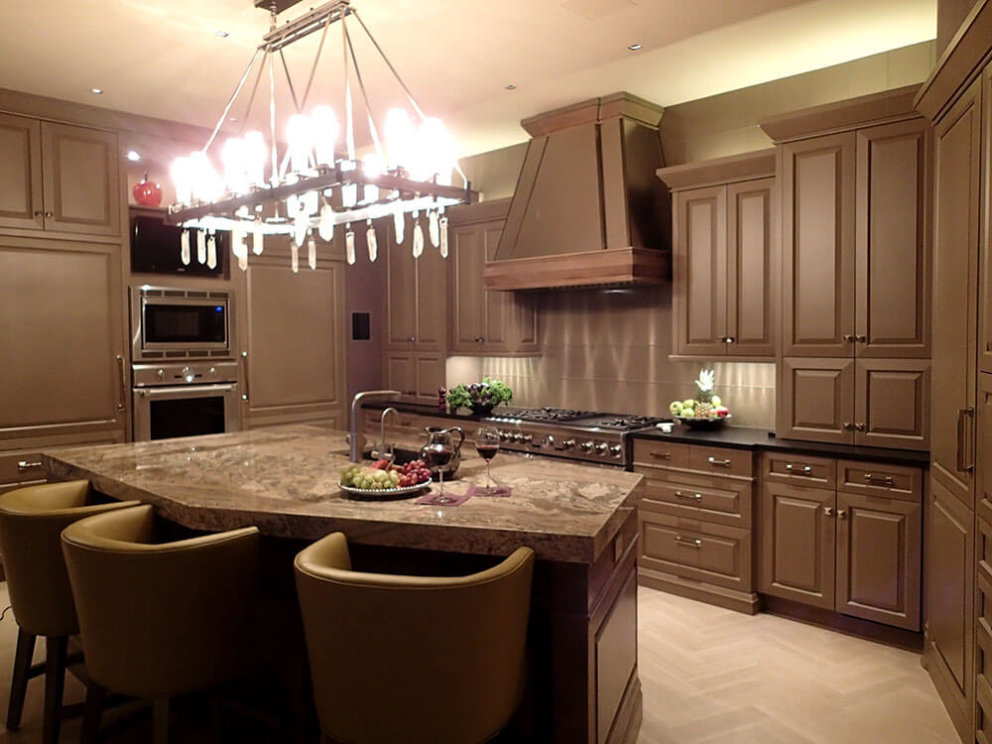 McNeil Design Build Midtown Penthouse Omaha