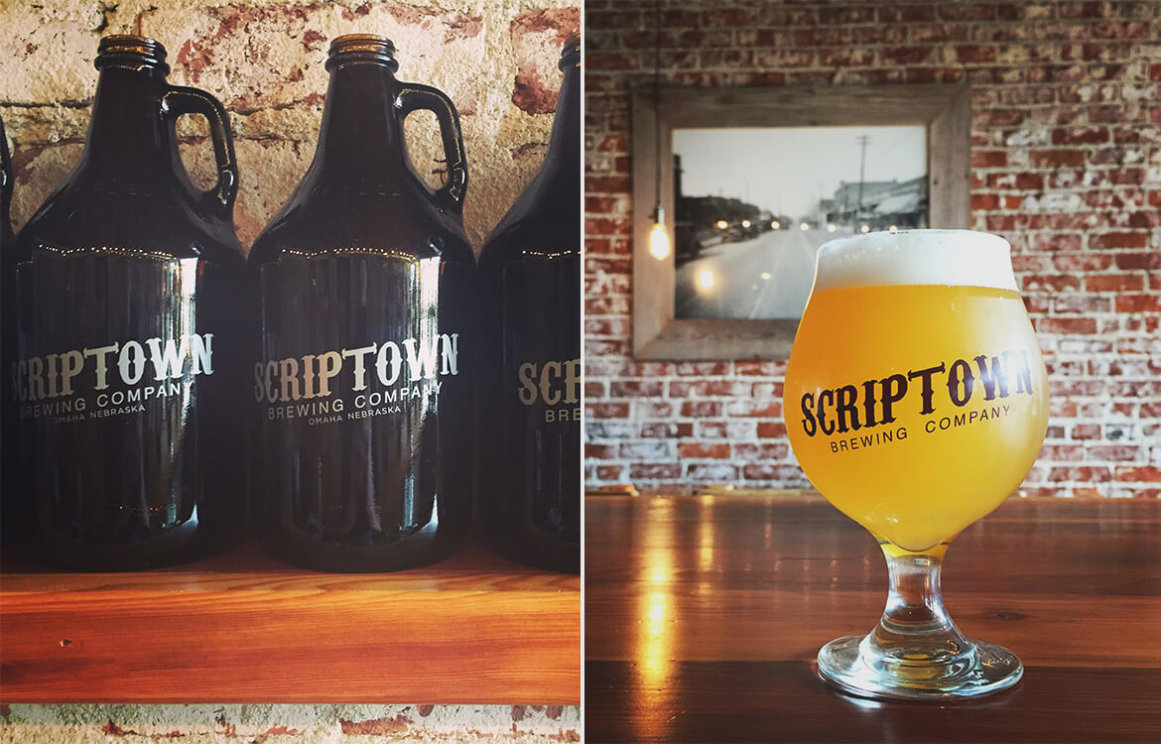 Scriptown Omaha Beer