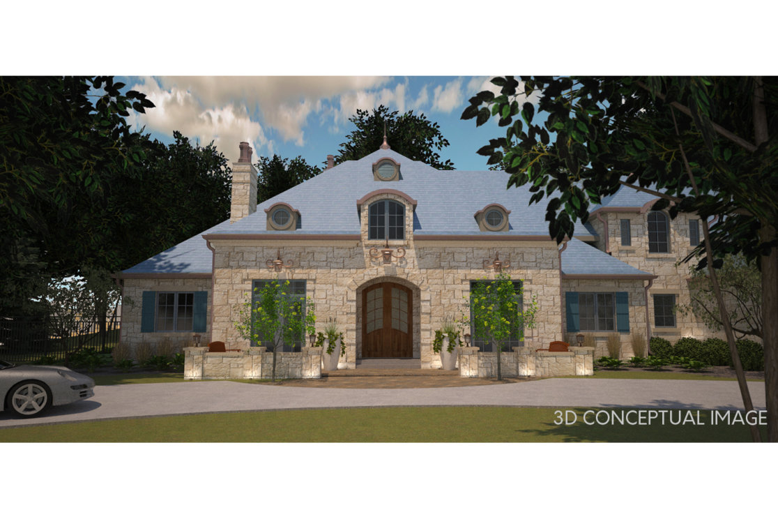 French_Provincial Rendering