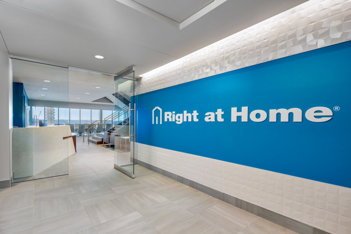 Right at Home Commercial Omaha